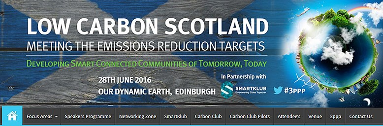 3ppp Low Carbon Scotland Conference